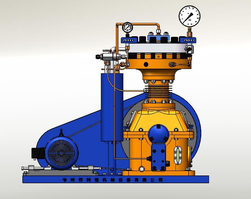 GZ70(45)系列隔膜压缩机